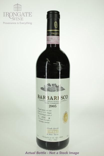 2005 Bruno Giacosa Barbaresco Rabaja - 750 mL