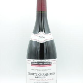 2004 Chezeaux Griotte Chambertin - 750 mL