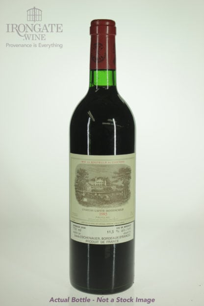 1983 Lafite Rothschild - 750 mL