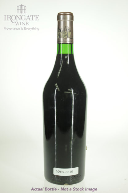 1982 Haut Brion (Lightly stained label) - 750 mL