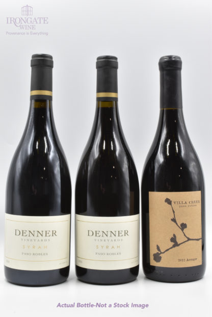 Best of Paso Robles Syrah - 3 bottles - 750 mL