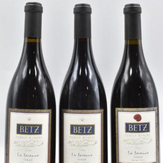 Betz Family Syrah Favourites  - 3 bottles - 750 mL