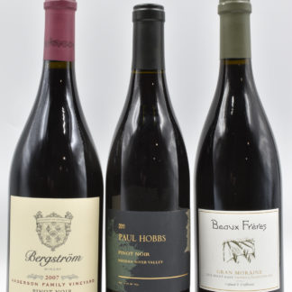 Best of Pinot - 3 bottles  - 750 mL