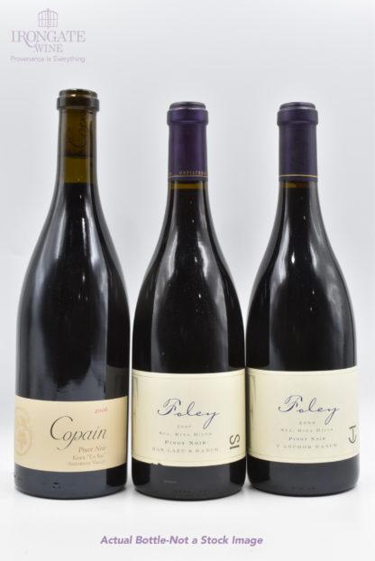Pinot Noir Vertical  - 6 bottles  - 750 mL