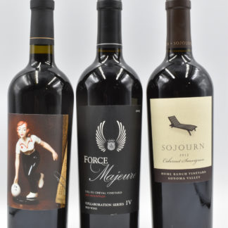Best of Cabernet Sauvignon- 3 bottles  - 750 mL