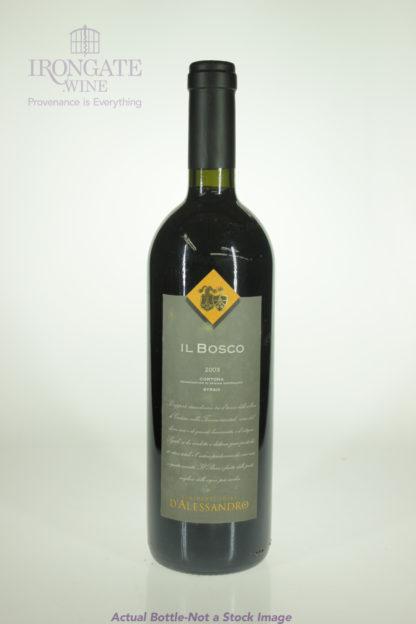 2003 Tenimenti Alessandro Manzano Bosco Syrah - 750 ml