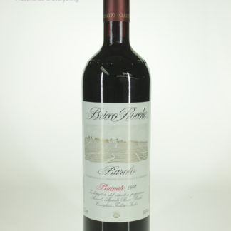 1997 Ceretto (Bricco Rocche) Barolo Brunate - 750ml