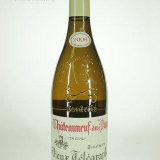 2006 Brunier (Vieux Telegraphe) Chateauneuf Du Pape Crau - 750 ml