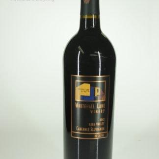 2003 Whitehall Lane Napa Cabernet Sauvignon Reserve - 750 ml