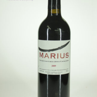 2009 Marius Cotes Catalanes - 750 ml