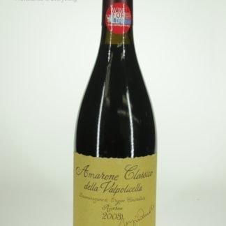 2003 Zenato Amarone della Valpolicella Sergio Zenato Riserva - 750 ml