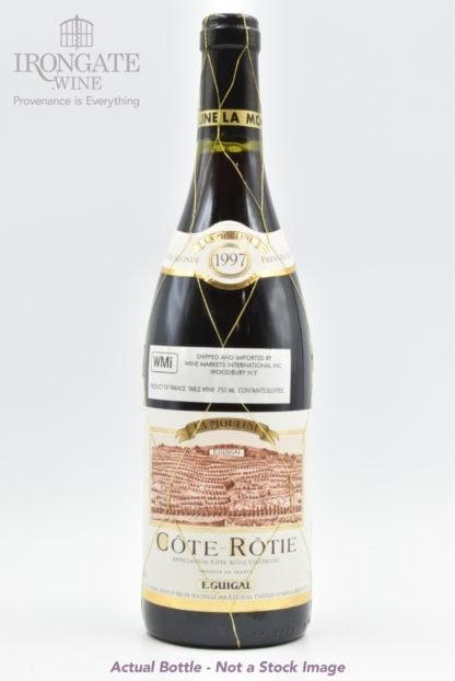 1997 Guigal Cote Rotie Mouline - 750 mL
