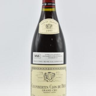 1997 Louis Jadot Chambertin Clos De Beze - 750 mL