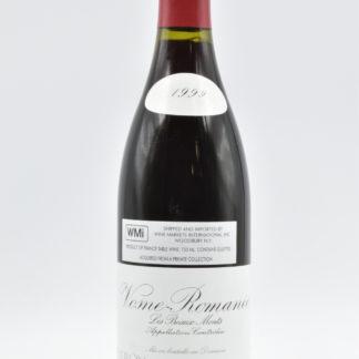 1999 Domaine Leroy Vosne Romanee Beaumonts - 750 mL