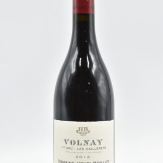 2013 Henri Boillot Volnay Caillerets - 750 mL