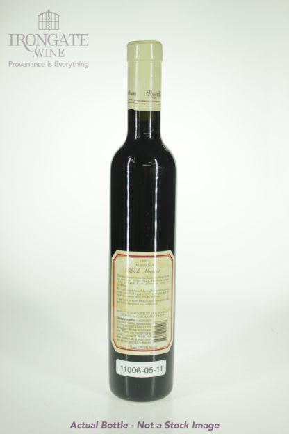 1997 Rosenblum Cellars Black Muscat - 375 mL