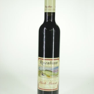 1997 Rosenblum Cellars Black Muscat - 375 mL