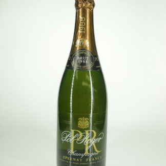 1988 Pol Roger P.R. Reserve Speciale - 750 mL