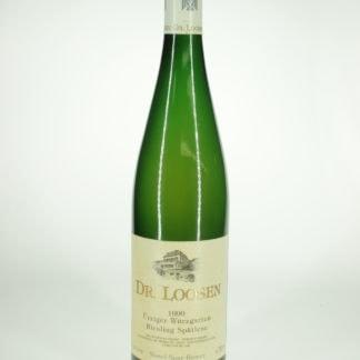 1999 Loosen Urziger Wurzgarten Riesling Spatlese - 750 mL