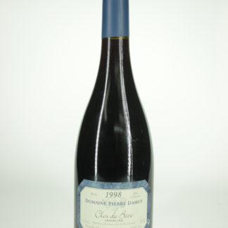 1998 Pierre Damoy Chambertin Clos De Beze - 750 mL