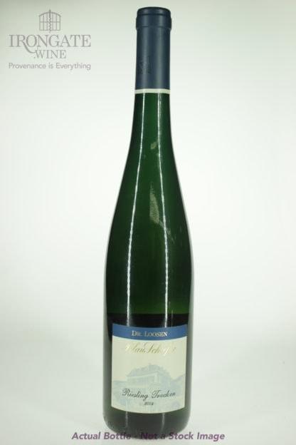 2004 Loosen Blauschiefer Riesling Trocken - 750 mL
