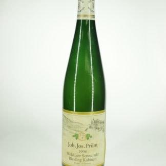 1996 Joh Jos Prum Wehlener Sonnenuhr Riesling Kabinett - 750 mL