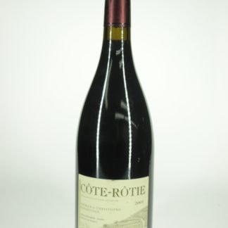 2001 Patrick & Christophe Bonnefond Cote Rotie - 750 mL