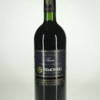 1998 Simonsig Tiara - 750 mL