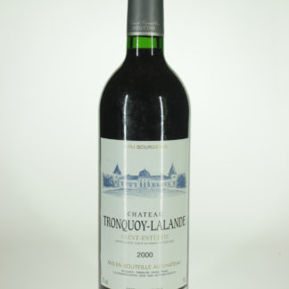 2000 Tronquoy Lalande - 750 mL