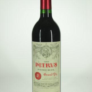 1989 Petrus - 750 mL