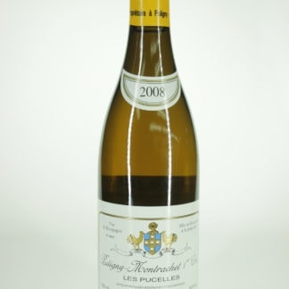 2008 Domaine Leflaive Puligny Montrachet Pucelles - 750 mL