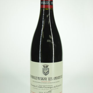 2011 Comte Vogue Chambolle Musigny Amoureuses - 750 mL