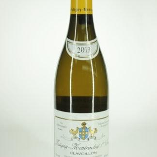 2013 Domaine Leflaive Puligny Montrachet Clavoillon - 750 mL