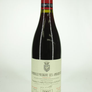 2007 Comte Vogue Chambolle Musigny Amoureuses - 750 mL