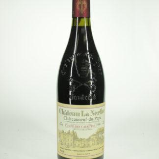 1999 Nerthe Chateauneuf Du Pape Cadettes - 750 mL