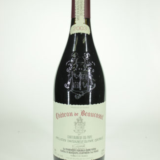 2003 Beaucastel Chateauneuf Du Pape - 750 mL