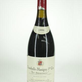 1999 Robert Groffier (Pere et Fils) Chambolle Musigny Amoureuses - 750 mL