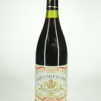 1989 Louis Mousset  Chateauneuf Du Pape  - 750 mL