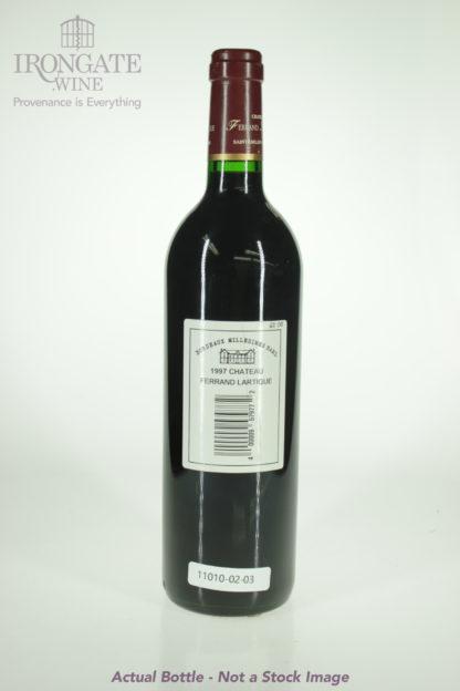 1997 Ferrand Lartigue - 750 mL