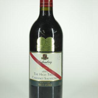 2002 D'Arenberg The High Trellis Cabernet Sauvignon - 750 ml