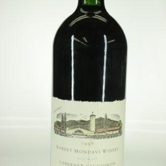 1998 Robert Mondavi Cabernet Sauvignon Unfiltered - 3000 ml