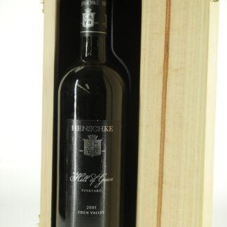 2001 Henschke Hill Of Grace Shiraz - 750 ml