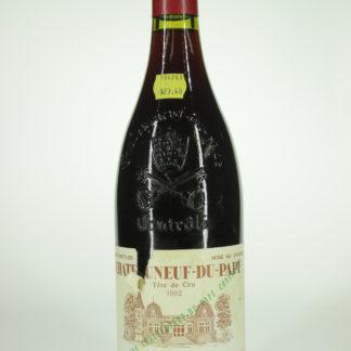 1982 Fortia Chateauneuf Du Pape Tete - 750 mL
