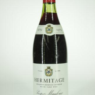1979 Prosper Maufoux Hermitage - 750 mL