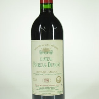 1997 Fourcas Dumont - 750 mL