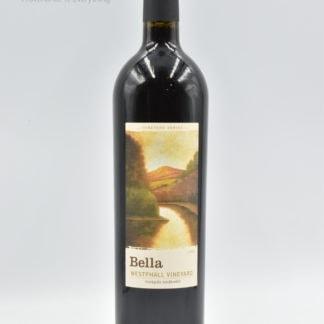 2013 Bella Zinfandel Westphall Vineyard - 750 mL