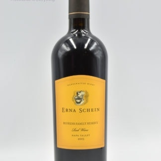 2005 Erna Schein (Behrens Family Winery)  Behrens Family Reserve Red - 750 mL