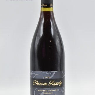 2006 Thomas Fogarty Pinot Noir Michaud Vineyard - 750 mL