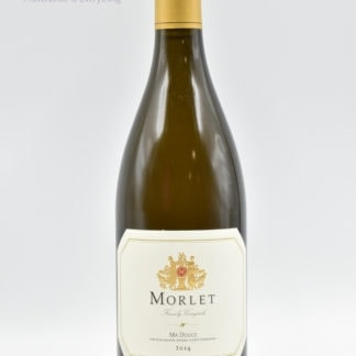 2014 Morlet Chardonnay Ma Douce - 750 mL