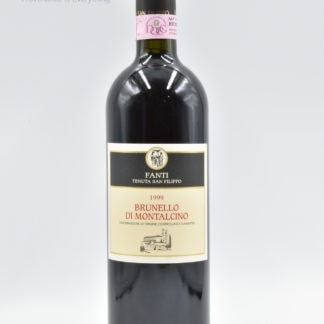1999 Fanti Brunello Montalcino - 750 mL